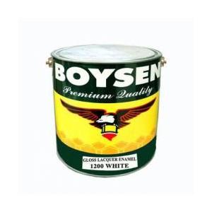 Boysen Gloss Lacquer Enamel White B-1200 – Silver Rose ...