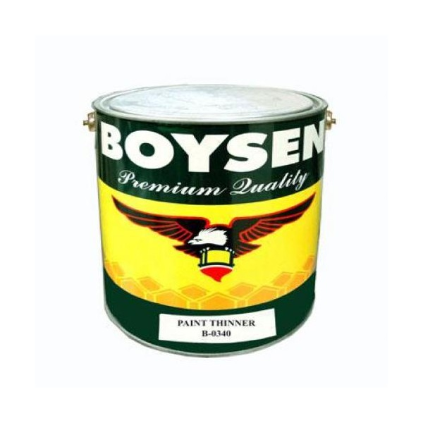 Boysen Paint Thinner B 0340 Silver Rose Hardware