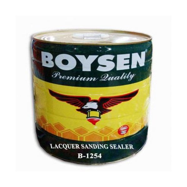 Boysen Sanding Sealer B 1254 Silver Rose Hardware