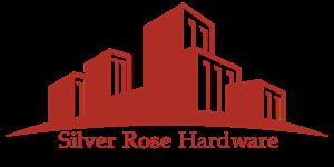Silver Rose Hardware