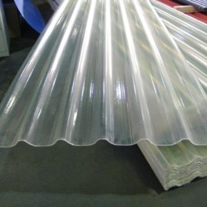 Pvc Door Corrugated Roof Silver Rose Hardware
