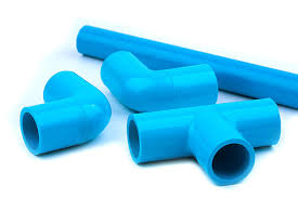 PVC Blue Fittings